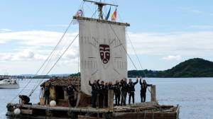 Kon-Tiki crew