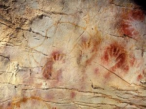 Oldest cave art, in Spain