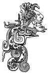 Yaxchilan Divine Serpent