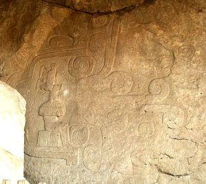 Chalcatzingo petroglyph