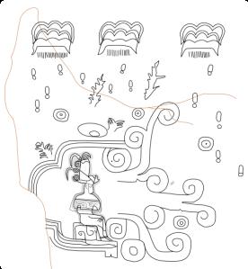 Chalcatzingo_Monument drawing