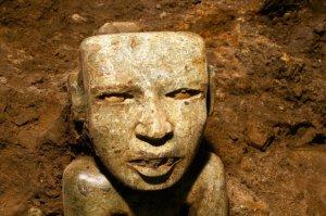 Teotihaucan mask