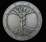 tree of life celtic nordic belt buckle, ebay live_fast (13205)