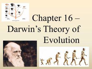 Neanderthal Darwin's theory