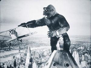 Neanderthal King Kong