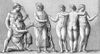 caduceus vs Staff of Asclepius sculpture