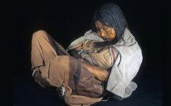 venus Inca mummy