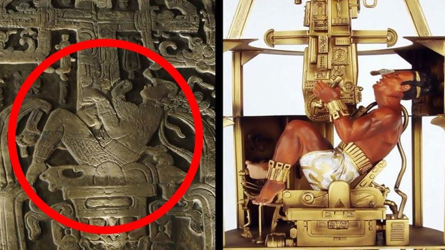 Pacal ancient aliens astronaut theory debunked YouTube