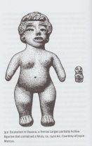 Olmec mother and fetus
