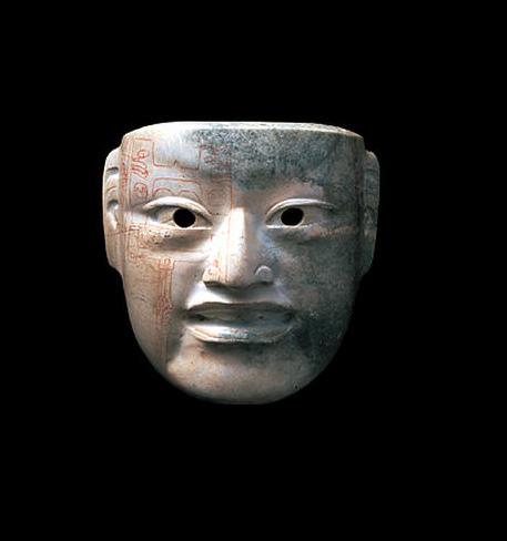 Olmec mask 4