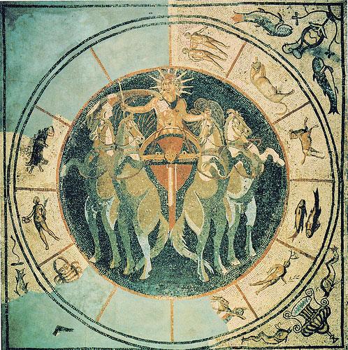 Santa, Sun, Mithra, Apollo