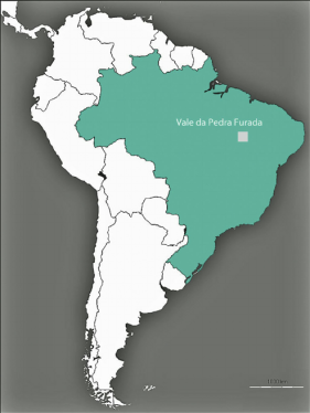 Pedra map